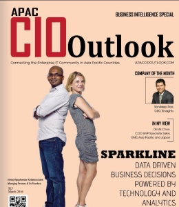 APAC CIO Outlook Magazine