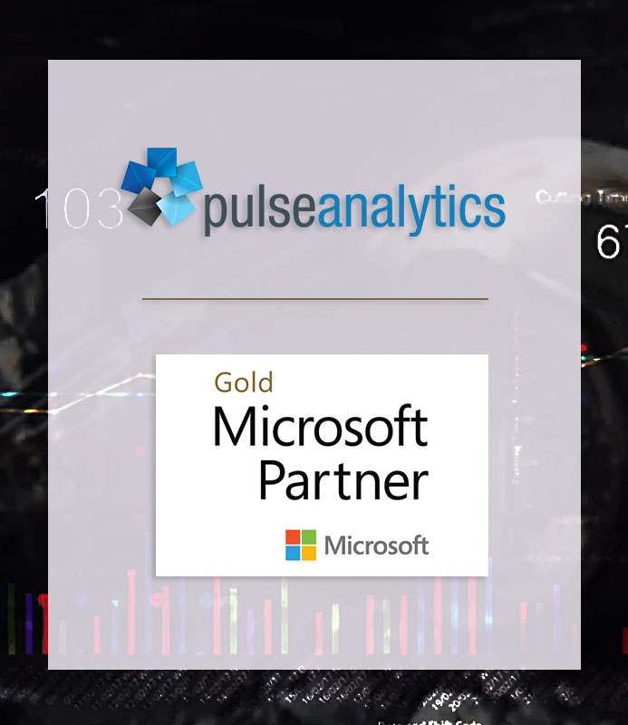 Microsoft Gold Partnership For Pulse Analytics Pulse Analytics
